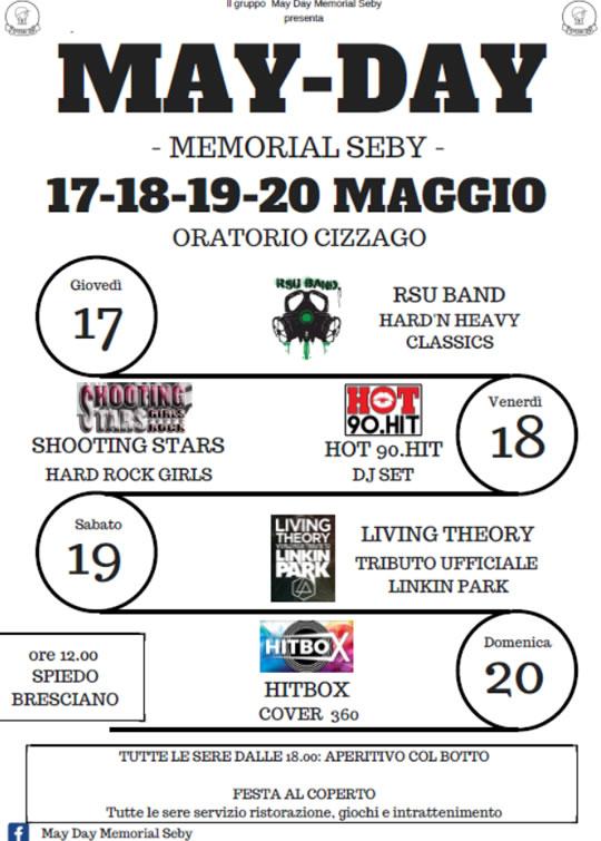 May Day a Cizzago
