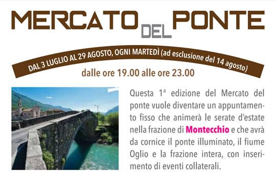 Mercato del Ponte a Darfo Boario Terme