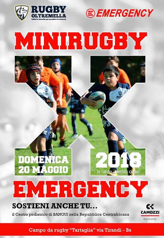 Minirugby Emergency