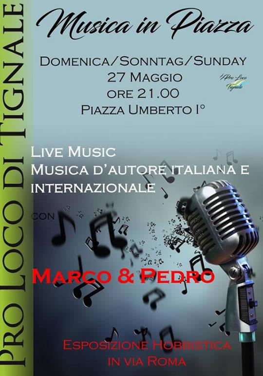 Musica in Piazza  Tignale