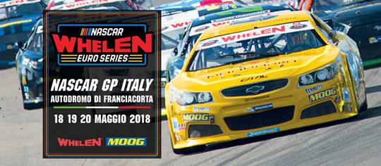 Nascar GP Italy a Castrezzato