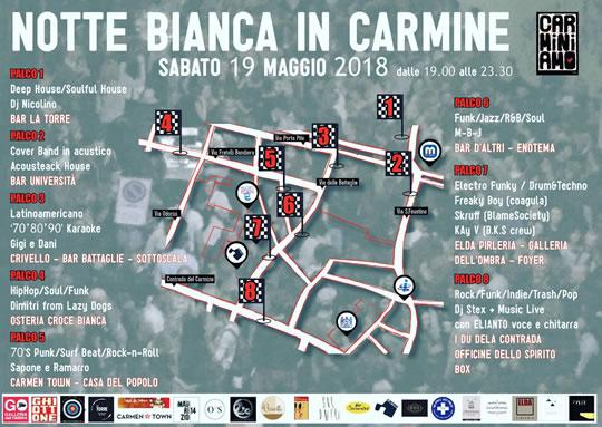 Notte Bianca in Carmine