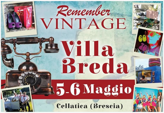 Remember Vintage a Cellatica