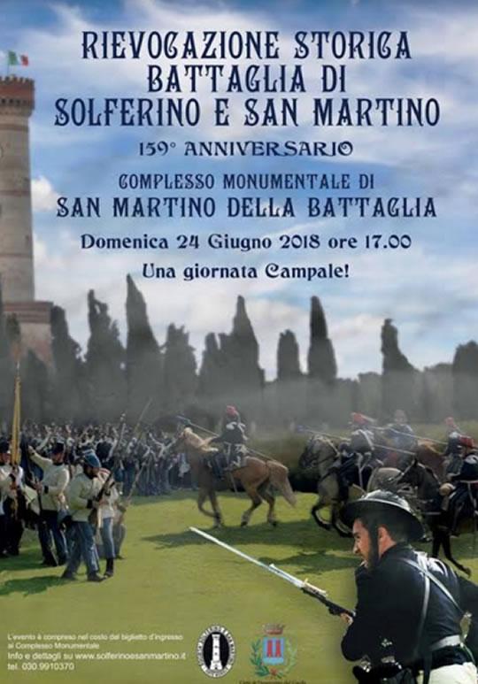 Rievocazione storica delle Battaglia di Solferino e San Martino