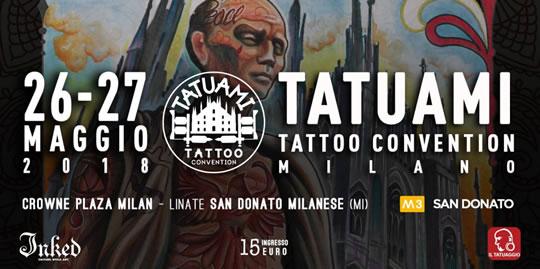 Tatuami a Milano