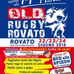14 Festa Old Rugby Rovato