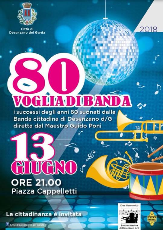 80 Voglia di Banda a Desenzano