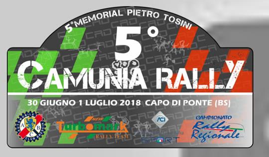 Camunia Rally a Capo di Ponte