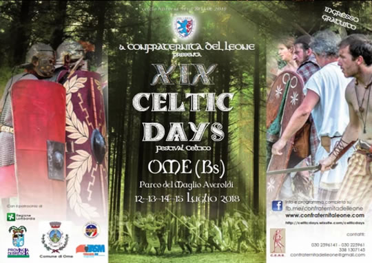 Celtic Days a Ome