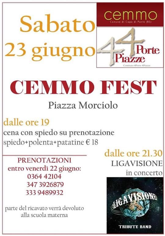 Cemmo Fest