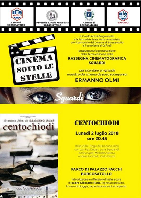 Cinema Sotto le Stelle a Borgosatollo