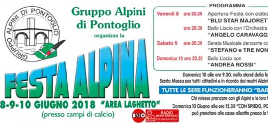 Festa Alpina a Pontoglio