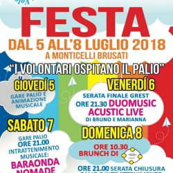 Festa a Monticelli Brusati