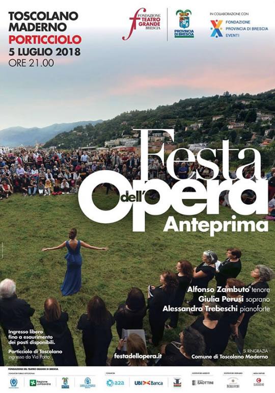 Festa dell'Opera Anteprima a Toscolano Maderno
