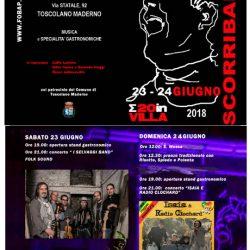 Festa delle Scorribande ANFASS a Toscolano Maderno