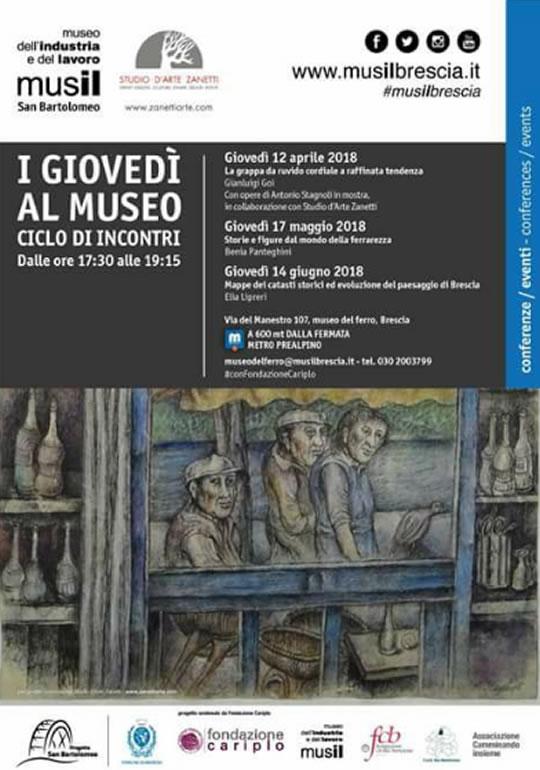 I Giovedì al Museo a Brescia