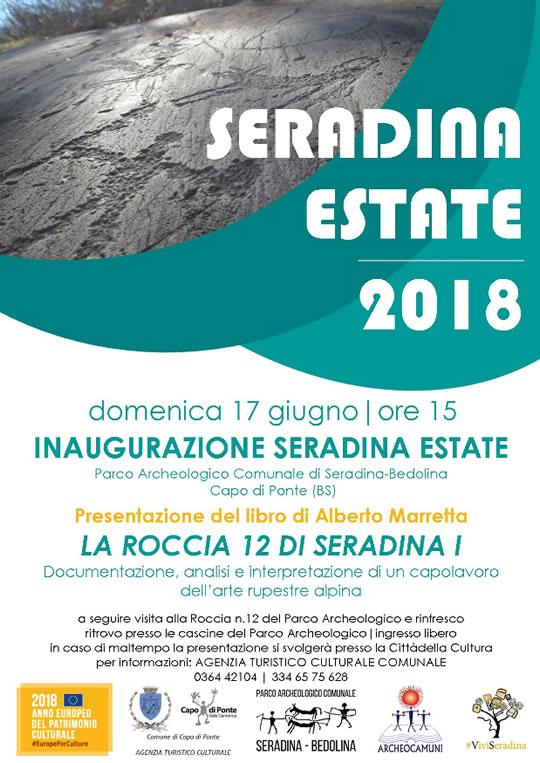 Inaugurazione Seradina Estate a Capo di Ponte