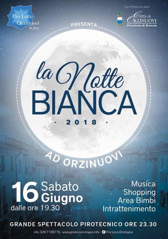 La Notte Bianca ad Orzinuovi