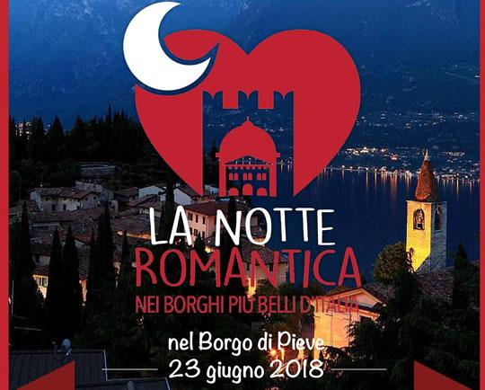 La Notte Romantica a Tremosine