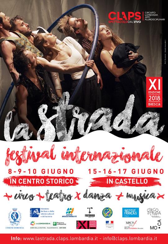 La Strada Festival Internazionale a Brescia