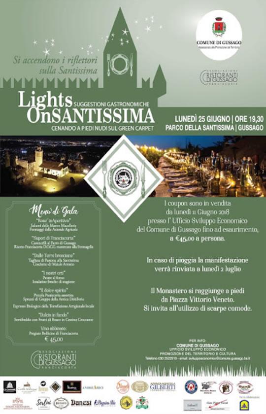 Lights On Santissima a Gussago