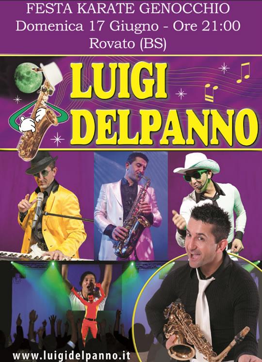 Luigi Delpanno a Rovato