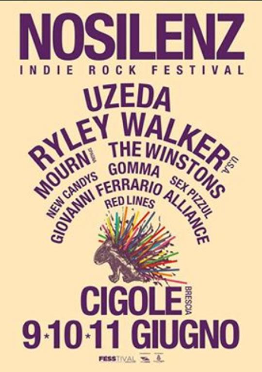 NoSilenz Festival a Cigole