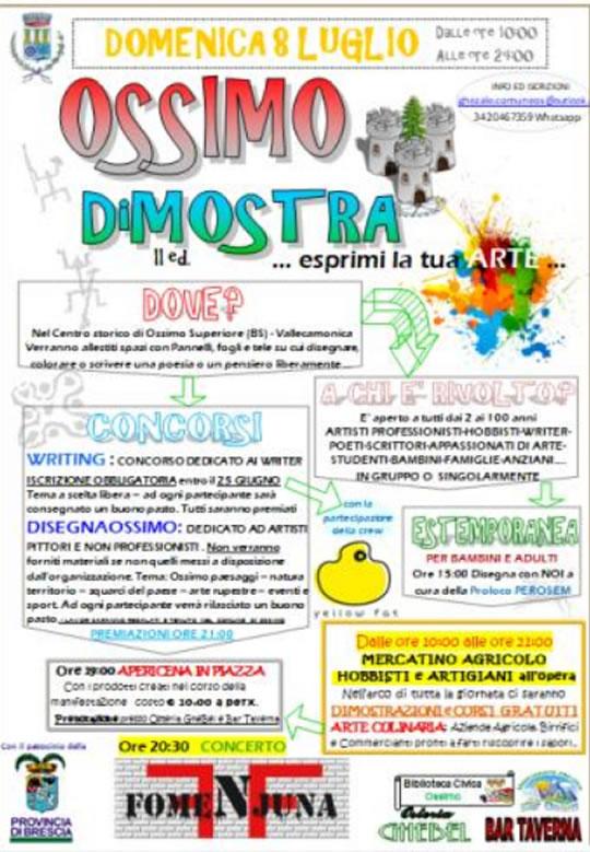 Ossimo DiMostra
