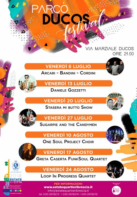 Parco Ducos Festival