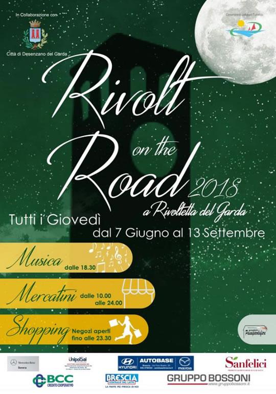Rivolt on the Road a Rivoltella del Garda