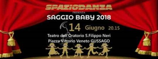 Saggio Danza Baby a Gussago