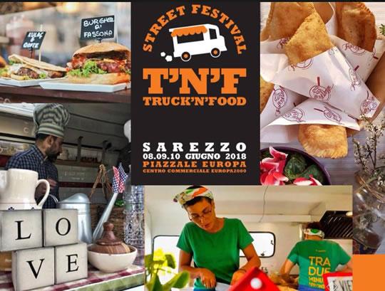 Truck'n'Food a Sarezzo