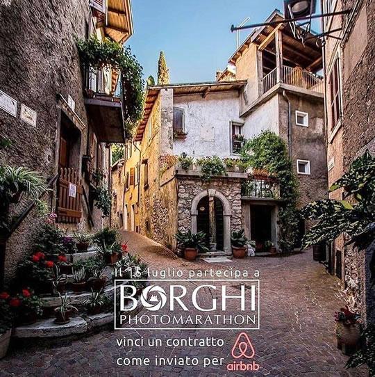 Borghi PhotoMarathon a Tremosine