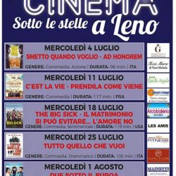 Cinema Sotto le Stelle a Leno
