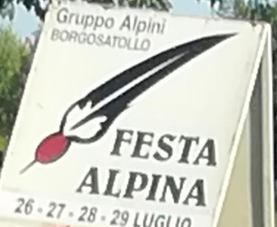 Festa Alpina a Borgosatollo
