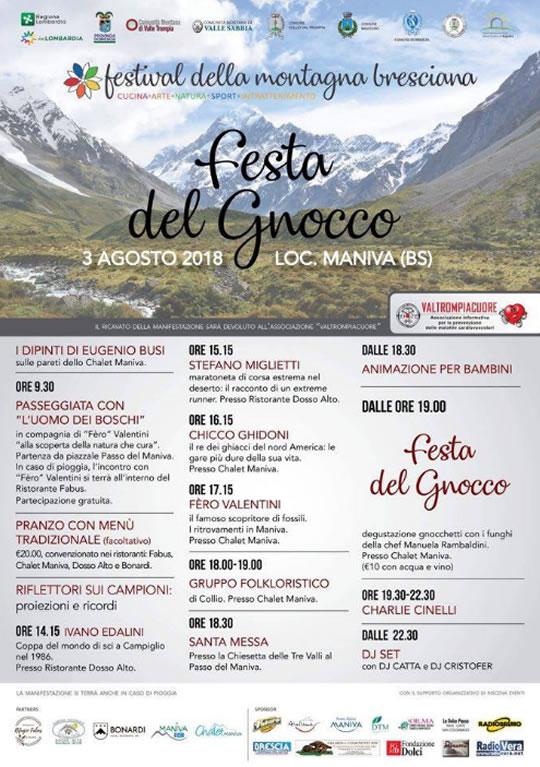 Festa del Gnocco a Località Maniva