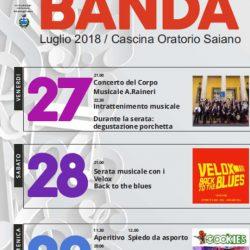 Festa della Banda a Rodengo Saiano