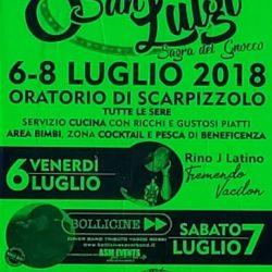 Festa di S.Luigi a Scarpizzolo