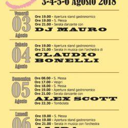 Festa di San Zenone a Monticelli Brusati