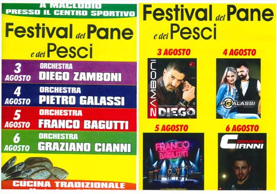 Festival del Pane e dei Pesci a Maclodio