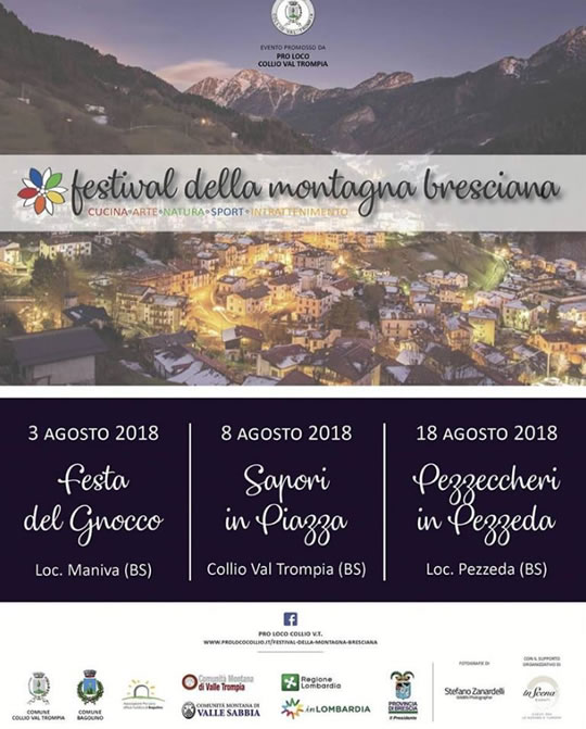 Festival della Montagna Bresciana