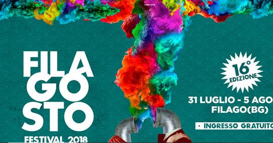 Filagosto Festival a Filago BG