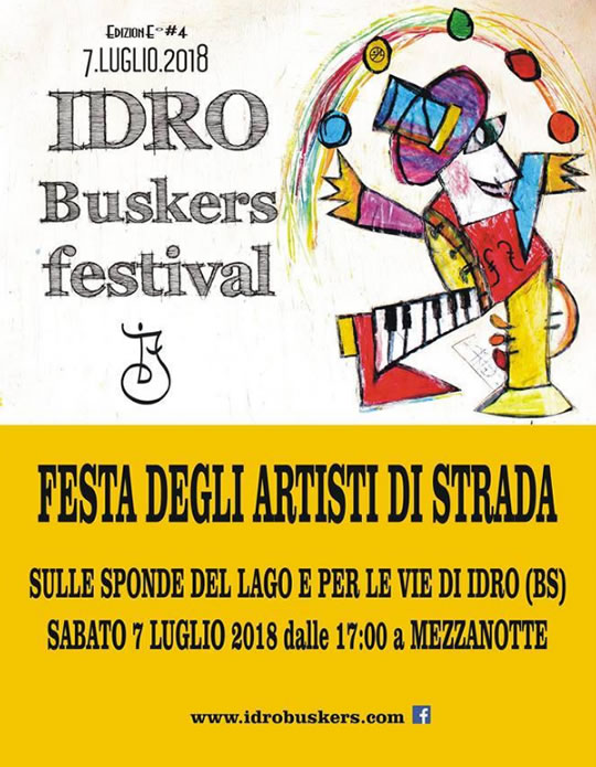 Idro Buskers Festival