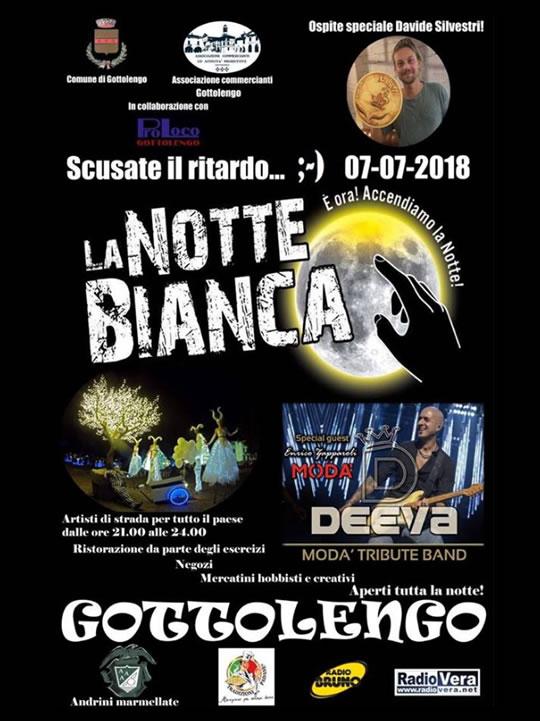La Notte Bianca a Gottolengo