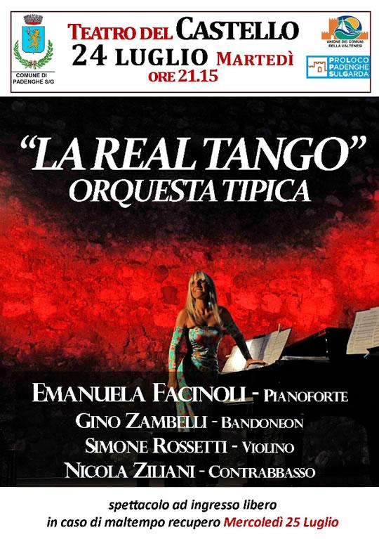 La Real Tango a Padenghe