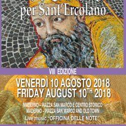 Madonnari per Sant'Ercolano a Toscolano Maderno
