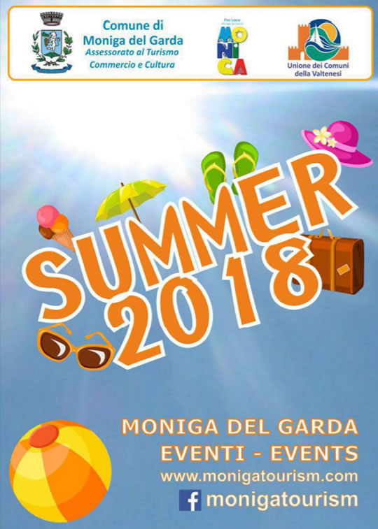 Moniga Summer 2018