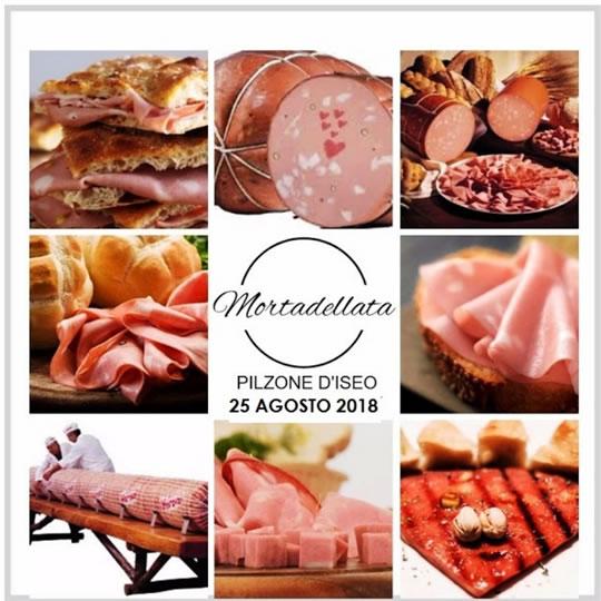 Mortadellata a Pilzone d'Iseo