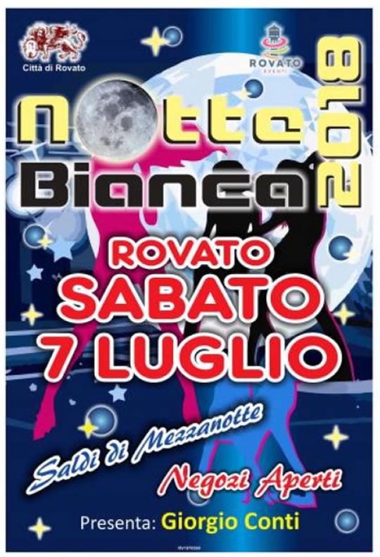 Notte Bianca a Rovato