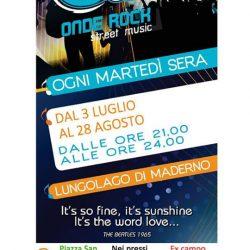 Onde Rock Street Music a Maderno